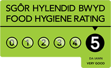 Food Hygiene Rating 5/5 - Very Good